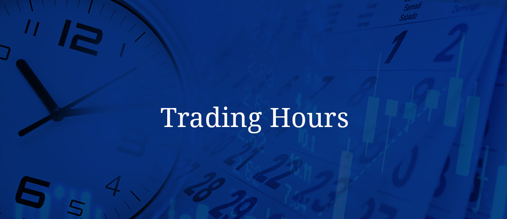 Trading Hours for the Festive Season 2020 – 2021